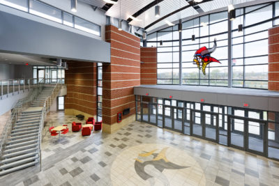 Princeton High School Viking Village