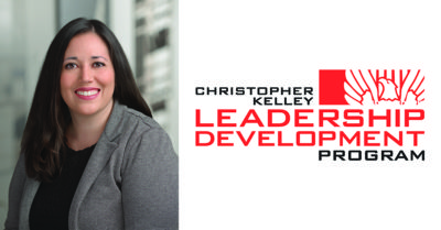 Stefani Huey, Christopher Kelley Leadership Development Program
