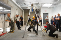 Confined Space Training, Des Moines Fire Logistics and Training Center thumbnail