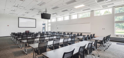 Training Classroom, Plainfield Fire Territory Headquarters