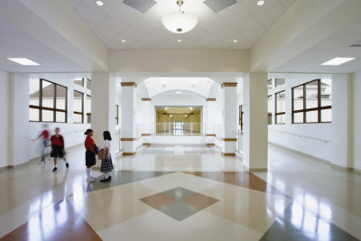 Mars Hill Academy Public Space